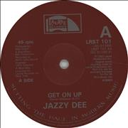 Click here for more info about 'Jazzy Dee - Get On Up'