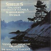 Click here for more info about 'Jean Sibelius - Finlandia / The Swan Of Tuonela / Karelia Suite / En Saga'