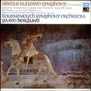 Click here for more info about 'Jean Sibelius - Kullervo Symphony - colour stamp'