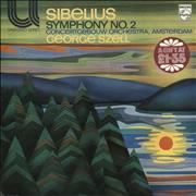 Click here for more info about 'Jean Sibelius - Sibelius: Symphony No. 2'