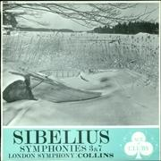 Click here for more info about 'Jean Sibelius - Symphonies 3 & 7'