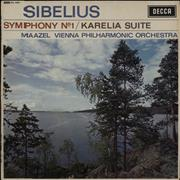 Click here for more info about 'Jean Sibelius - Symphony No. 1 & Karelia Suite - 1st'