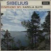 Click here for more info about 'Jean Sibelius - Symphony No. 1 / Karelia Suite - 2nd'