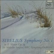 Click here for more info about 'Jean Sibelius - Symphony No. 1 in E Minor, Op. 39'