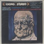 Click here for more info about 'Jean Sibelius - Symphony No. 2 - 180gm'