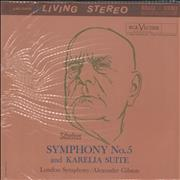 Click here for more info about 'Jean Sibelius - Symphony No. 5 And Karelia Suite - 180gm'