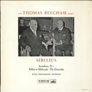 Click here for more info about 'Jean Sibelius - Symphony No. 7 / Pelléas Et Mélisande / The Oceanides'