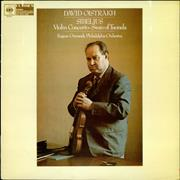 Click here for more info about 'David Oïstrakh - Sibelius: Violin Concerto / Swan of Tuonela'