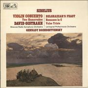Click here for more info about 'Jean Sibelius - Violin Concerto / Two Humoreskes / Belshazzar's Feast / Romance In C / Valse Triste'