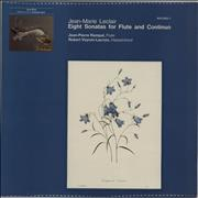 Click here for more info about 'Jean-Marie Leclair - Eight Sonatas For Flute And Continuo - Record 1 & 2'