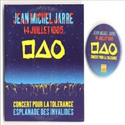 Click here for more info about 'Jean-Michel Jarre - 14 Juillet 1995 + Badge'