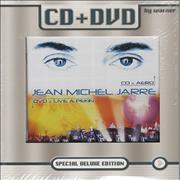 Click here for more info about 'Jean-Michel Jarre - Aero + Live A Pekin DVD'