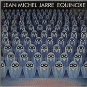 Click here for more info about 'Jean-Michel Jarre - Equinoxe - gold stamp'