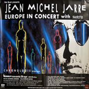 Click here for more info about 'Jean-Michel Jarre - Europe In Concert - Chronologie Wembley'
