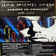 Click here for more info about 'Jean-Michel Jarre - Europe In Concert - Manchester'
