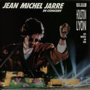 Click here for more info about 'Jean-Michel Jarre - In Concert Houston Lyon'