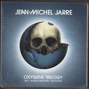 Click here for more info about 'Jean-Michel Jarre - Oxygene Trilogy - 40th Anniversary Edition - Sealed'