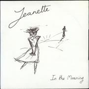 Click here for more info about 'Jeanette (80s) - In The Morning'