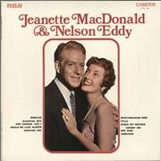 Click here for more info about 'Jeanette MacDonald & Nelson Eddy - Jeanette MacDonald & Nelson Eddy'