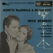 Click here for more info about 'Jeanette MacDonald & Nelson Eddy - Movie Memories EP'