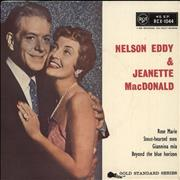 Click here for more info about 'Jeanette MacDonald & Nelson Eddy - Nelson Eddy & Jeanette MacDonald EP'