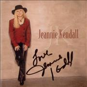 Click here for more info about 'Jeannie Kendall - Jeannie Kendall - Autographed'