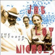 Click here for more info about 'Jeb Loy Nichols - The October EP'