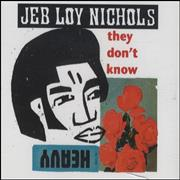 Click here for more info about 'Jeb Loy Nichols - They Don't Know'