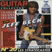 Click here for more info about 'Jeff Beck - Guitar Collector's + CD'