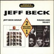 Click here for more info about 'Jeff Beck - Jeff Beck Group + Rough And Ready'