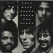 Click here for more info about 'Jeff Beck - Rough And Ready - Promo Stamp'