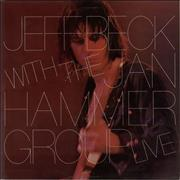 Click here for more info about 'Jeff Beck - Live - 2nd'
