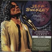 Click here for more info about 'Jeff Buckley - Grace Around The World'