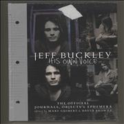 Click here for more info about 'Jeff Buckley - His Own Voice: The Official Journals, Objects, and Ephemera'