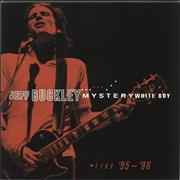 Click here for more info about 'Jeff Buckley - Mystery White Boy: Live '95 - '96  - 180gm'