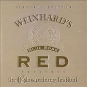 Click here for more info about 'Weinhard's Blue Boar Presents The Glastonburt Festival '95'