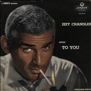 Click here for more info about 'Jeff Chandler - Sings To You'