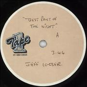 Click here for more info about 'Jeff Lorber - Best Part Of The Night - Acetate'