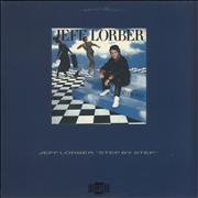 Click here for more info about 'Jeff Lorber - Step By Step - Gold Promo Stamped'