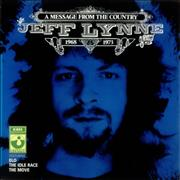 Jeff Lynne A Message From The Country UK vinyl LP
