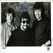 Click here for more info about 'Jeff Lynne - ELO Signed Photograph'