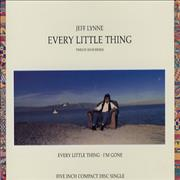 Jeff Lynne Every Little Thing UK CD single