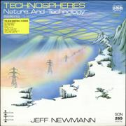 Click here for more info about 'Jeff Newmann - Technospheres - Nature And Technology + Underscores'