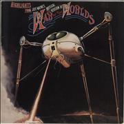 Click here for more info about 'Jeff Wayne - Highlights From Jeff Wayne's The War Of The Worlds'