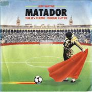 Click here for more info about 'Jeff Wayne - Matador'