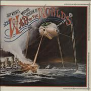 Click here for more info about 'Jeff Wayne - The War Of The Worlds - 2nd - EX'