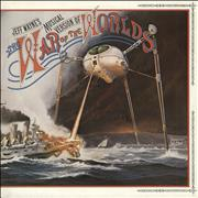 Click here for more info about 'Jeff Wayne - The War Of The Worlds - 3rd'