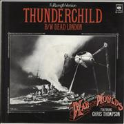 Click here for more info about 'Jeff Wayne - Thunderchild'