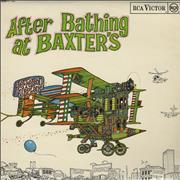 Click here for more info about 'Jefferson Airplane - After Bathing At Baxter's - Mono'