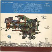 Click here for more info about 'Jefferson Airplane - After Bathing At Baxter's - orange label'
